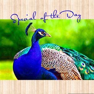 Daily Special~BOGO 50% OFF